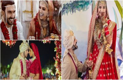 Yearender 2018: Top 10 celebrity weddings that made headline this year