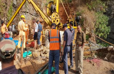 Meghalaya Disaster: Indian Air Force, Coal India teams reach diggers trapped inside 370-feet rat-hole mine