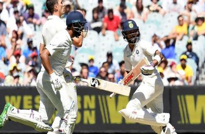 Watch funny video – Virat Kohli tries to run four, Cheteshwar Pujara barely manages three