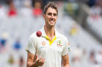 Pat Cummins gives Australia plenty to smile with career-best haul in Melbourne