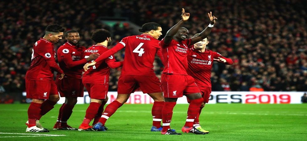 Liverpool ended 2018 on an ultimate high as they extended their advantage in  the Premier League abc355429