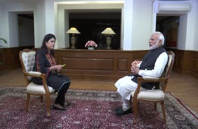 Interview   PM Modi says surgical strikes a 'big risk', warns Pakistan; reveals why Urjit Patel resigned