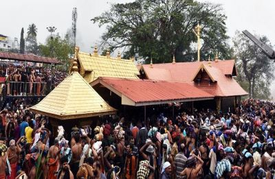 Sabarimala Highlights: Clashes after two women entered Lord Ayyappa temple, police fire tear gas, stun grenades