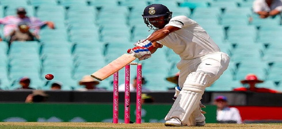 Mayank Agarwal registered his second fifty in the Sydney Test against Australia. (Image credit: Twitter)