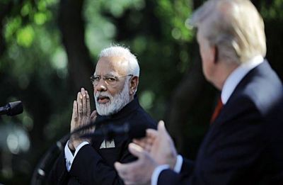 Read India's firm response on Donald Trump's 'Library In Afghanistan' dig here