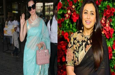 Here's how Kangana Ranaut reacted to Rani Mukerji's statement on Me Too