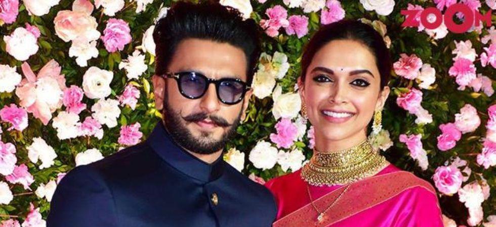 Ranveer Singh and Deepika Padukone./ Image: Instagram