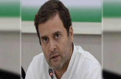 Anurag Thukar's '20 minutes, 20 lies' jab at Rahul Gandhi over Rafale issue