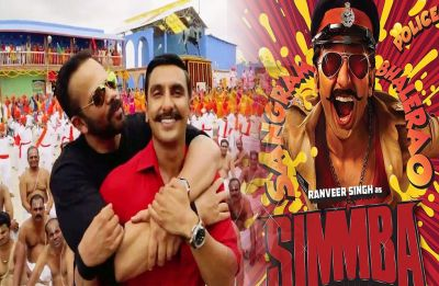Simmba crowns Rohit Shetty with his 8th movie to garner 100 crore, Ranveer lauds his 'bro'