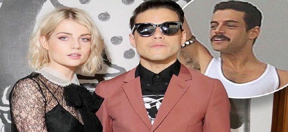 cda6967eb03 Rami Malek confirms relationship with  Bohemian Rhapsody  co-star ...