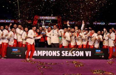 Pro Kabaddi League: Bengaluru Bulls clinch maiden title, beat Gujarat Fortunegiants in epic final