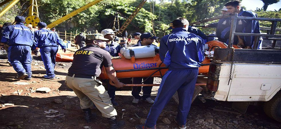 More than 200 rescuers are deployed to carry out the rescue operations (Image Credit: PTI)