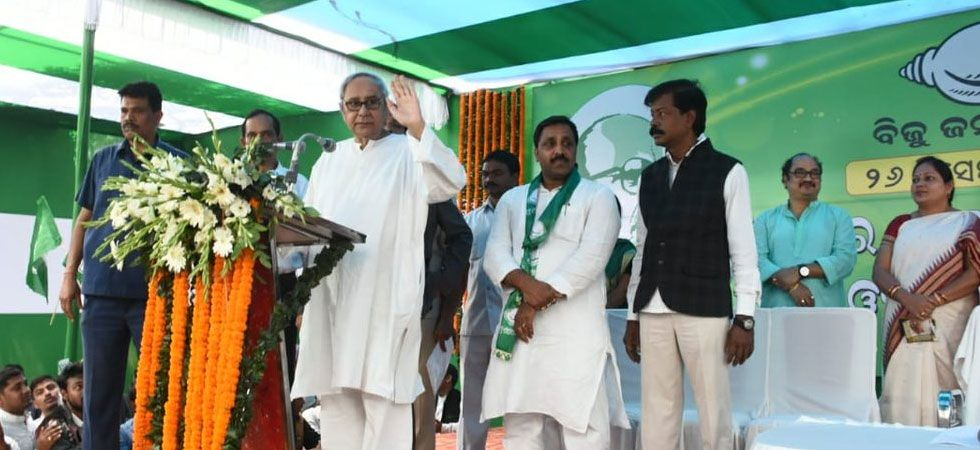 The BJD claims that the Modi government rejected its proposal to fix the MSP for paddy at Rs 2,930 a quintal.  (Photo: Twitter/@Naveen_Odisha)