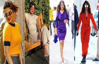 Priyanka Chopra inspired sunglasses to achieve hotter than hell looks in winter!