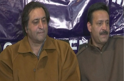 Abbas Wani, former PDP MLA, joins Sajjad Lone's J-K People's Conference