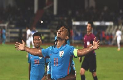 Sunil Chhetri greater than Lionel Messi? India end 55-year pain in AFC Asian Cup football