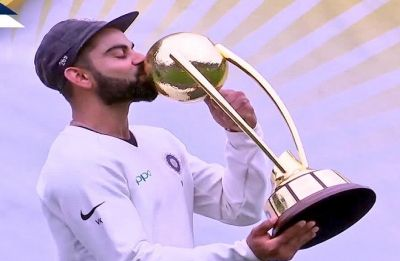 Virat Kohli's Indian cricket team and their amazing numbers following historic win in Australia