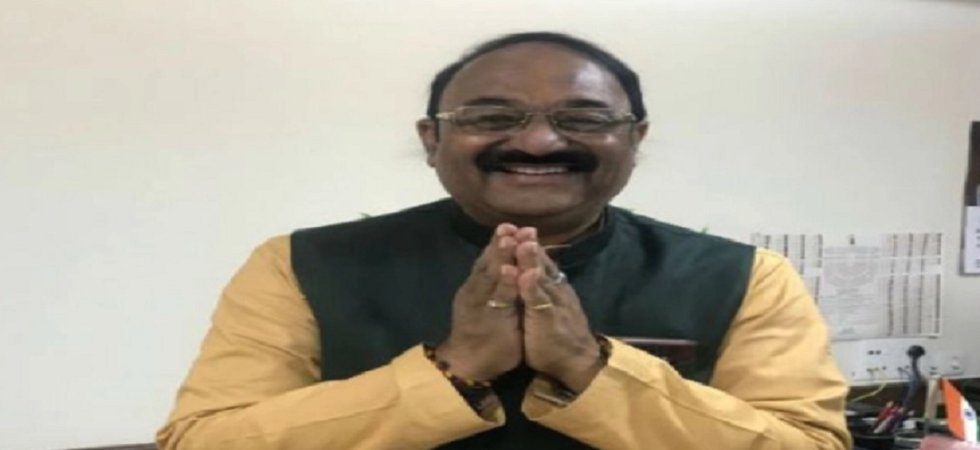 NP Prajapati is the new MP assembly speaker.