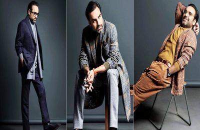 Kaleen Bhaiyya goes swanky! Pankaj Tripathi looks intense in his first ever magazine cover