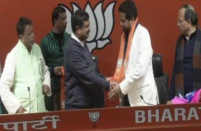 100 days before LS Polls, huge jolt for Mamata Banerjee: Soumitra Khan dumps Trinamool Congress to join BJP