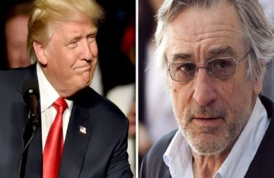 Trump is a real racist, white supremacist: Robert DeNiro