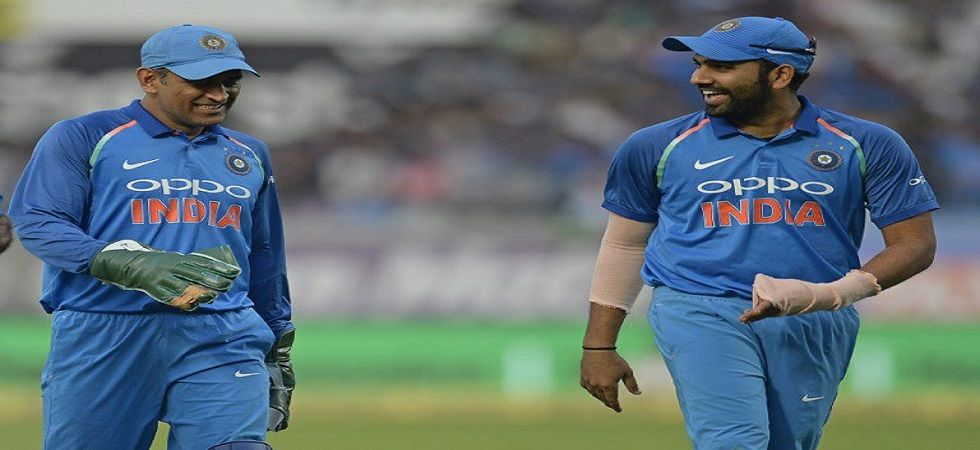 MS Dhoni will be aiming to start 2019 on a good note with a great showing in the Australia series. (Image credit: Twitter)