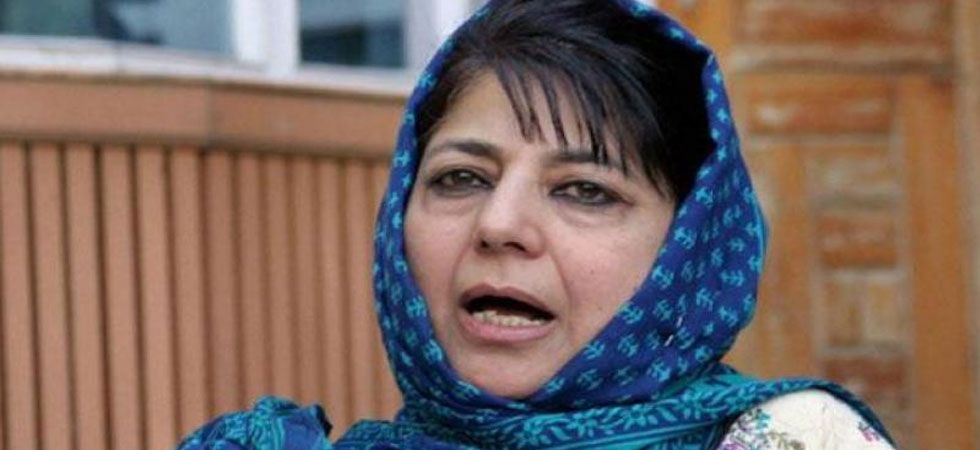 PDP chief Mehbooba Mufti said such phrases reek of blatant sexism. (File photo: PTI)