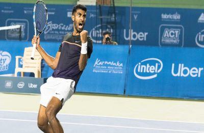Australian Open: Prajnesh Gunneswaran wins second round of qualifier, comes closer to sealing entry in main draw