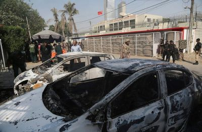 India hits back after Pakistan blames RAW for attack on Chinese consulate in Karachi