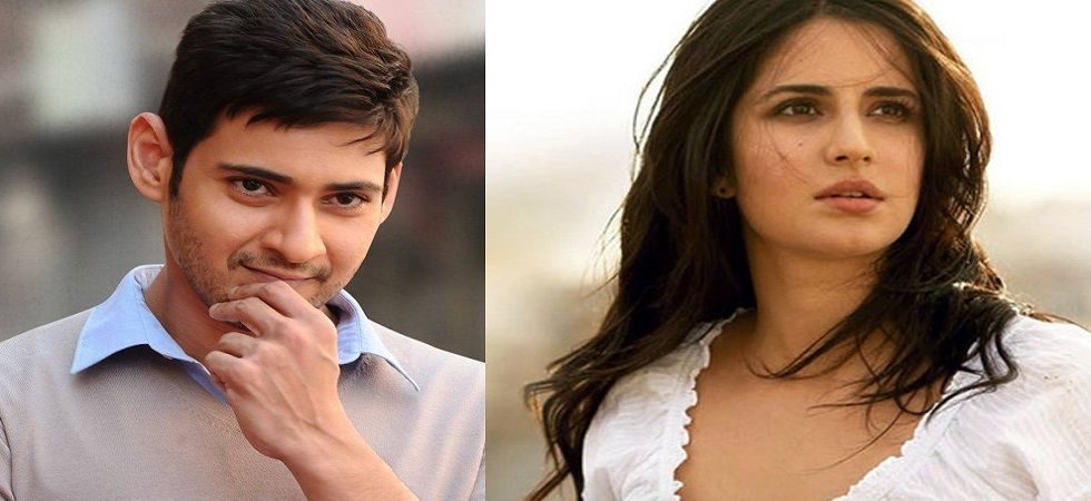 Katrina Kaif and Mahesh Babu likely to be seen together on the big screen (Photo: Twitter)