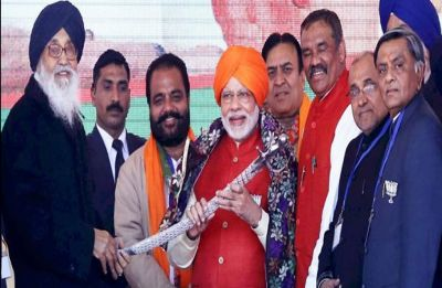 Punjab Opinion Poll: Narendra Modi is first choice for PM in state, Rahul Gandhi comes second