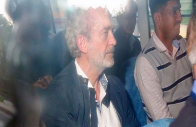 UK gets consular access to AgustaWestland deal middleman Christian Michel