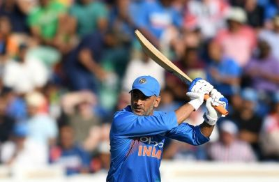 MS Dhoni achieves special milestone, goes past 10,000 runs for India