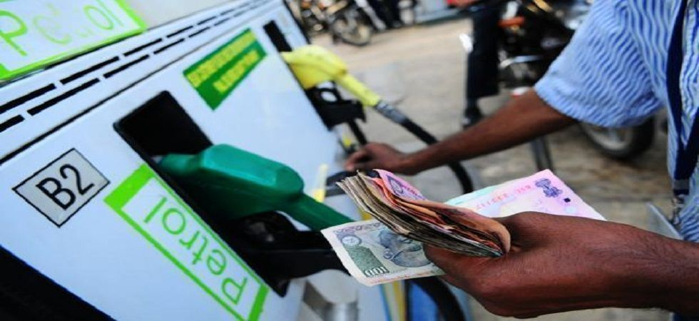 In Mumbai, petrol and diesel were being sold at Rs 74.91 per litre and 66.04 per litre, respectively