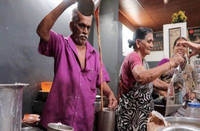 Meet THIS 70-year-old Kerala couple, who sells tea to fund their world travel plans