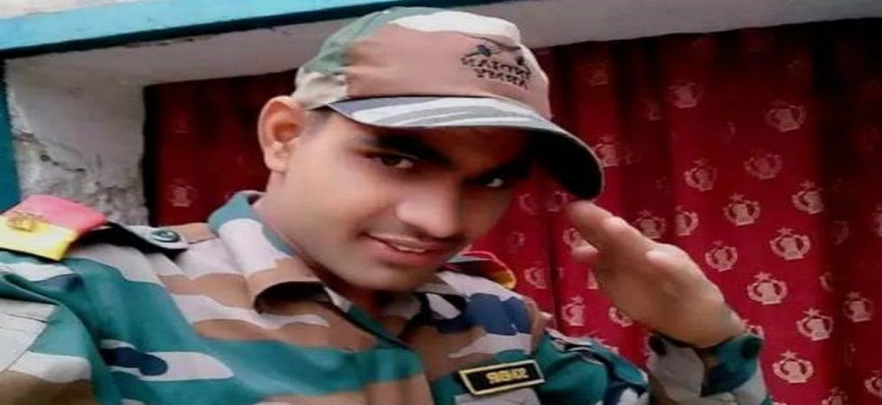 The Rajasthan police on Friday night arrested Army jawan Somveer Singh.