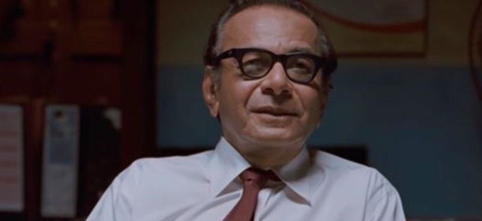 Kishore Pradhan passes away at 86./ Image: Twitter