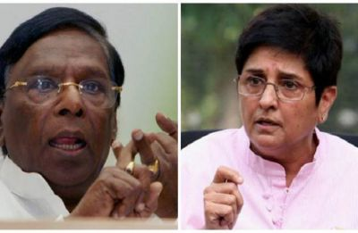 Puducherry CM warns Kiran Bedi of 'serious repercussions' if she doesn't concur with him on Pongal gift
