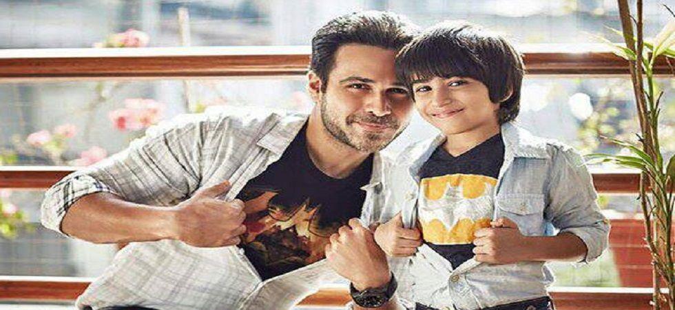 Emraan Hashmi's son is cancer free (Photo: Facebook)