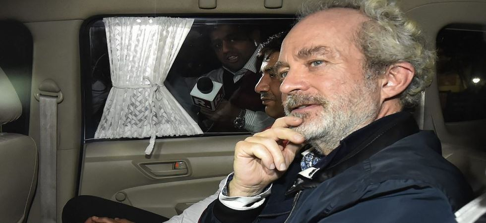 Christian Michel, the alleged middleman in the AgustaWestland VVIP chopper deal.