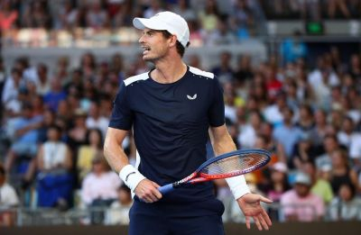 Andy Murray knocked out of first round in Australian Open 2019