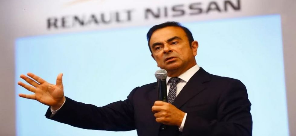 In a letter to Human Rights Watch, Carole Ghosn urged the group to highlight the case of her husband. (File photo)