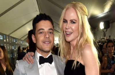 Remember the awkward Rami Malek snub at the Golden Globes? Nicole Kidman says she is 'mortified' looking back