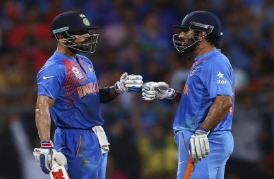 Virat Kohli aces the chase, MS Dhoni silences doubters with 69th fifty in Adelaide win vs Australia