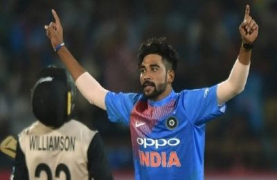 Mohammed Siraj's rapid rise continues, makes ODI debut in Adelaide against Australia