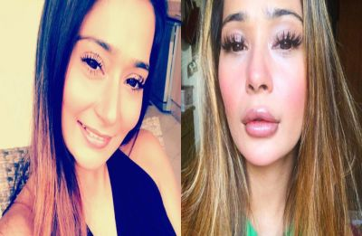 Sara Khan on being brutally trolled for lip surgery: I wanted fuller lips and got it done; trolls don't deserve much attention
