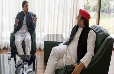 Akhilesh Yadav agrees to give 4 seats to RLD in UP after meeting with Jayant Chaudhary: Sources