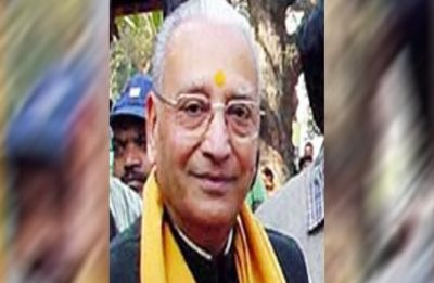 Vishnu Hari Dalmia, former VHP chief and prominent face of Ram Janmabhoomi agitation, dies at 91