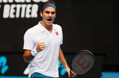 Roger Federer blazes into third round of Australian Open 2019, marks 100th game on Rod Laver Arena in style