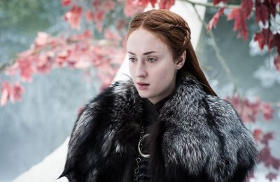 Sophie Turner spills the 'dirty-secret' for her Sana Stark look while filming Game of Thrones